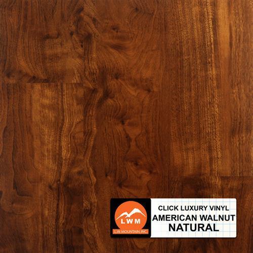 American Walnut Natural