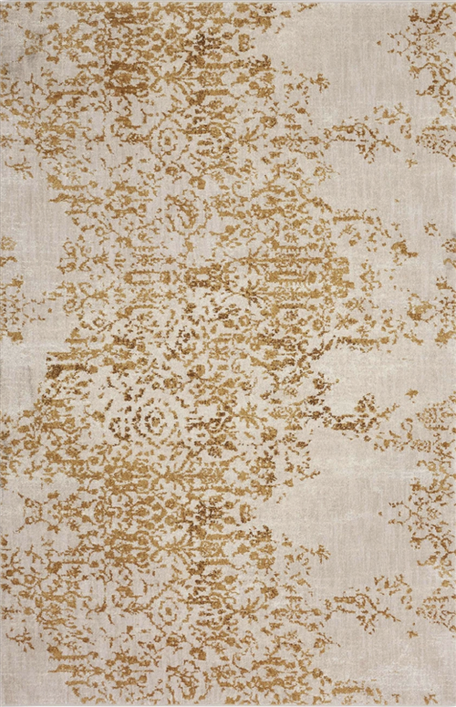 Nirvana Brushed Gold By Virginia Langley