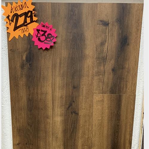 In-Stock Luxury Vinyl Firmfit Topaz - Autumn 7X48 Running Stock