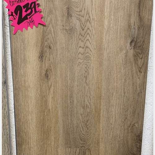 In-Stock Luxury Vinyl Coretec Pro - Cartwheel Oak 7X48 Closeout - 427 Sq Ft