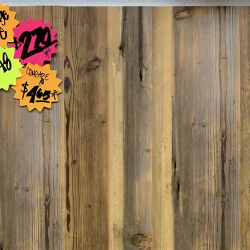 In-Stock Luxury Vinyl Karndean Van Gogh - Vintage Pine 7X48 Running Stock