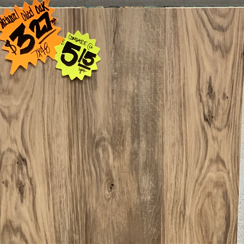 In-Stock Luxury Vinyl Karndean Korlok Reserve - Nat Oiled Oak 7X48 Running Stock