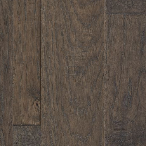 Weathered Portrait Anchor Hickory