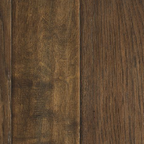 Weathered Portrait Sepia Hickory