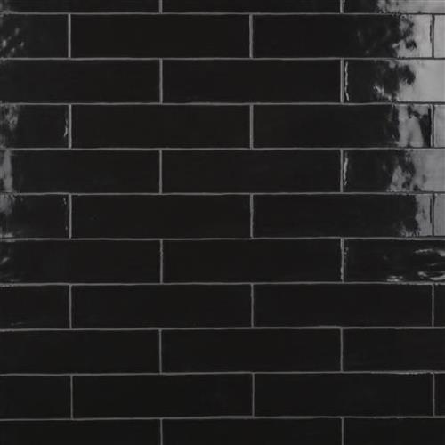 Chester Nero 3 In X 12 In Ceramic Wall Tile