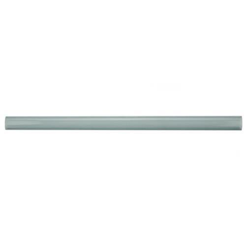 Chester Acqua 12 In X 12 In Demi Bullnose Ceramic Wall Trim