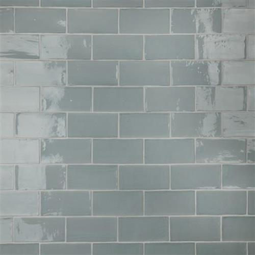 Chester Acqua 3 In X 6 In Ceramic Wall Tile