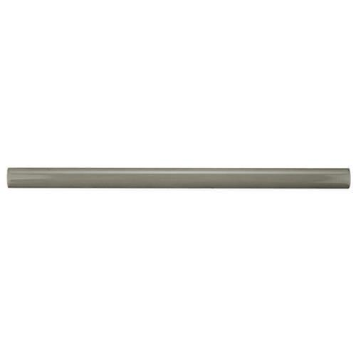 Chester Grey 12 In X 12 In Demi-Bullnose Ceramic Wall Trim Tile