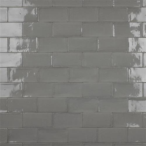 Chester Grey 3 In X 6 In Ceramic Subway Wall Tile
