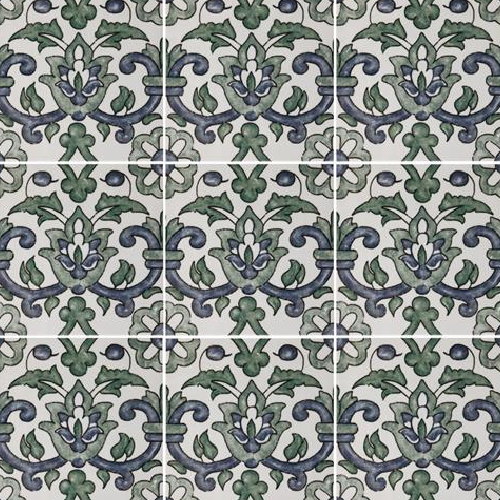 Bourges Gaia Ceramic Wall Tile