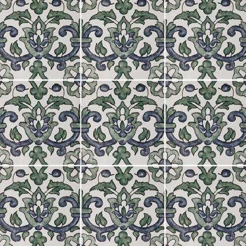Bourges Gaia Ceramic Wall Tile