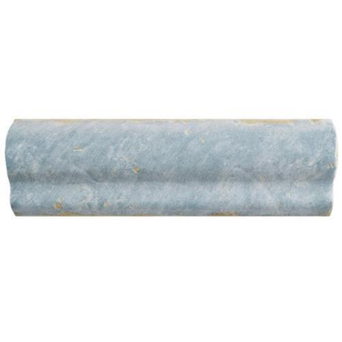 Artisan Azul Ceramic Moldura Wall Trim Tile