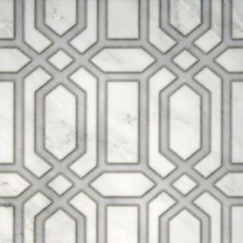 Alto Pattern Galaxy Grey - Carrara