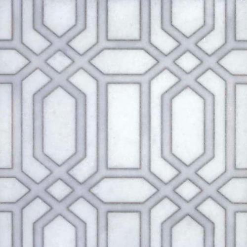 Alto Pattern Galaxy Grey - Arctic White