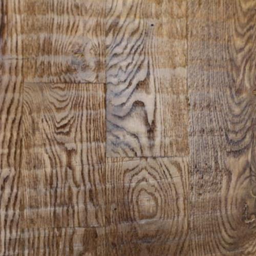 Custom On Site Finish Weathered Oak - Classic Grey -11