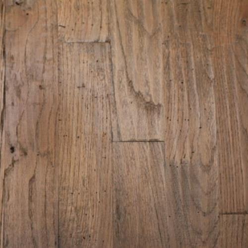 Custom On Site Finish Weathered Oak  -20