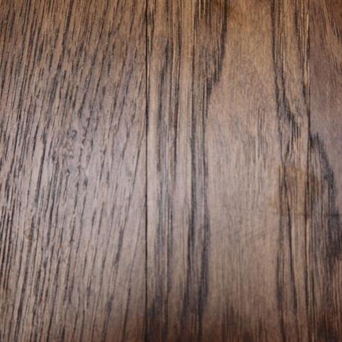 Custom On Site Finish Antique Brown - 35
