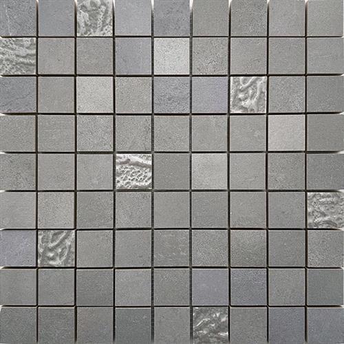 Aurora Grey Mosaic