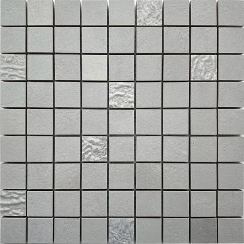 Aurora White Mosaic