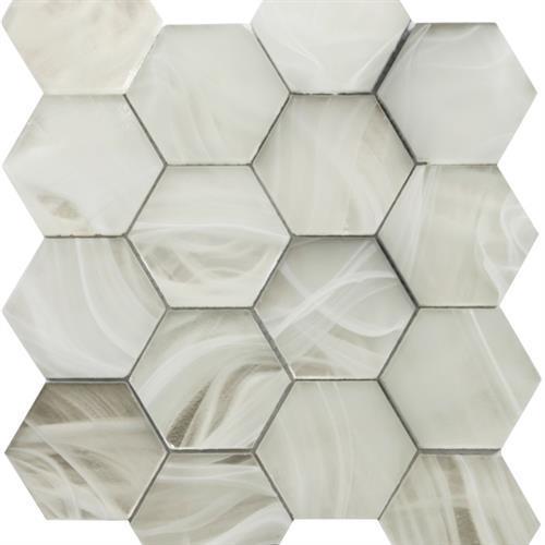 Silver White Hex