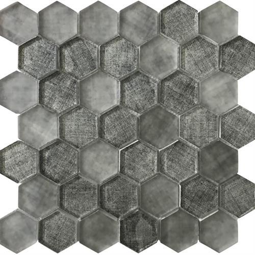 Graphite Linen Hex