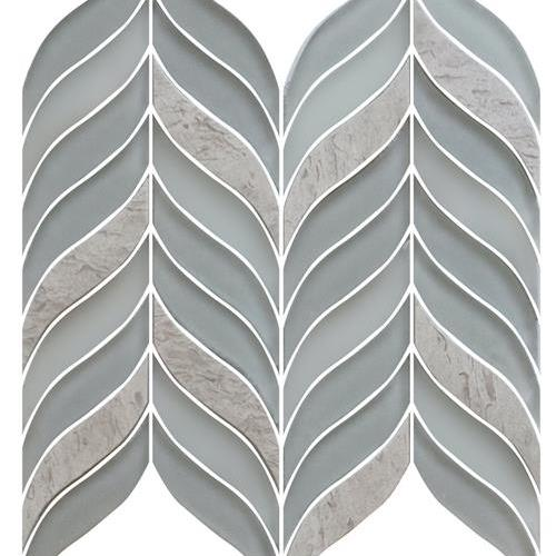 Natural Elements Dove Leaves
