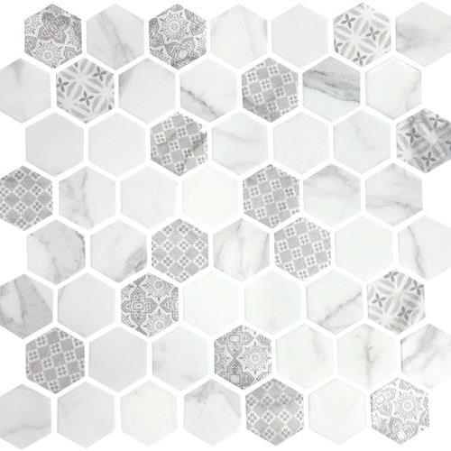 """Carrara - 1.5""""x1.5"""""""