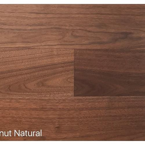 Elegant Collection Natural Walnut