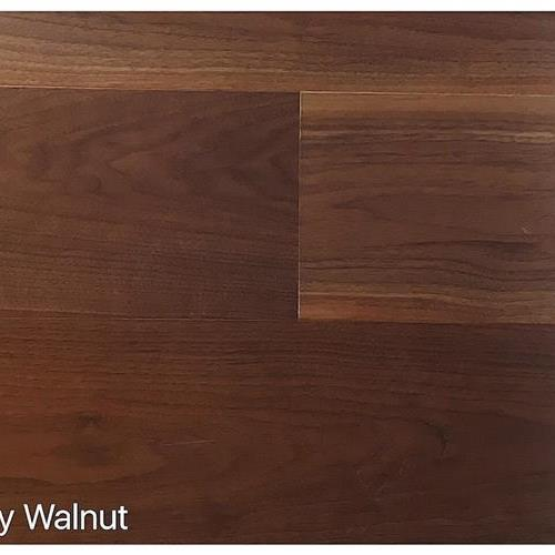 Elegant Collection Rosy Walnut