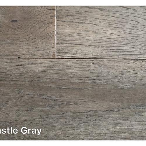 Wire Brushed Collection Castle Gray