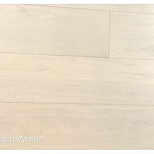 Wire Brushed Collection French White