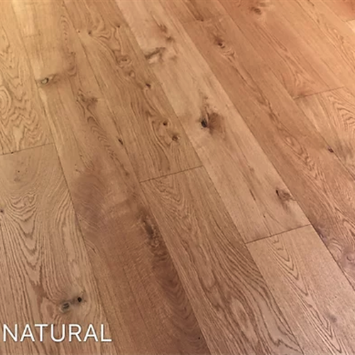 Wire Brushed Collection Natural Oak