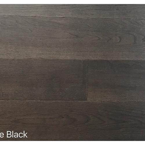 Wire Brushed Collection Olive Black