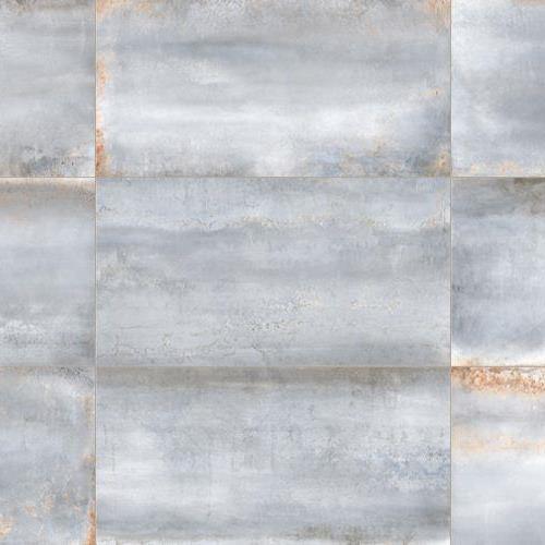 Metallic - Radiate Silver - 24X24