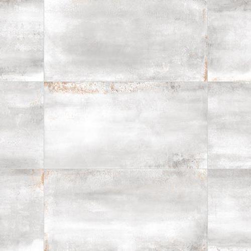 Metallic - Radiate White - 24X24