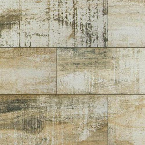 Classics - Oxidized Plank Weathered Beach - 6X36