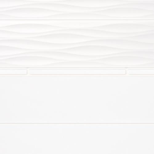 White - 3x6