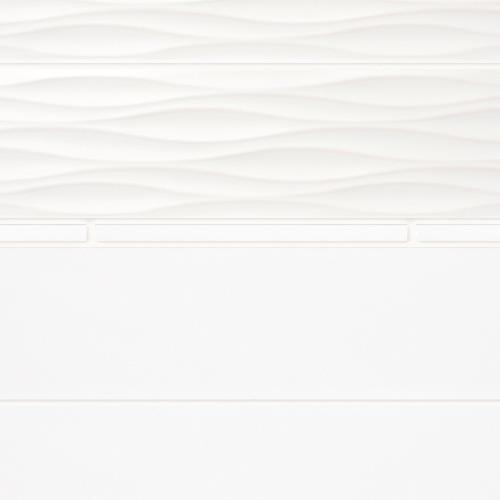 White Matte - 3x6