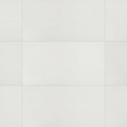 Architectural - Grasscloth 20 White - 12X24
