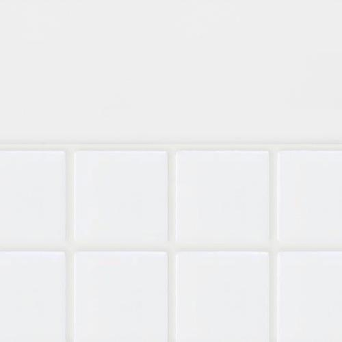 Seville Series - Contempo Floor And Wall Bone White - Mosaic