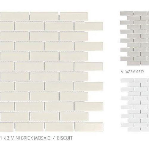 Seville Series - Contempo Avant Garde Mini Brick