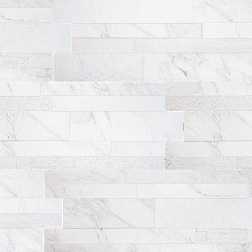 Classics - Stacked Marble Bianco