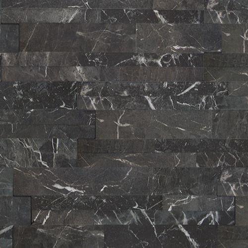 Classics - Stacked Marble Nero