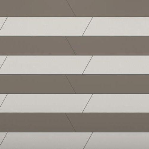Architectural - A La Mode Geometric Cuts Chevron A