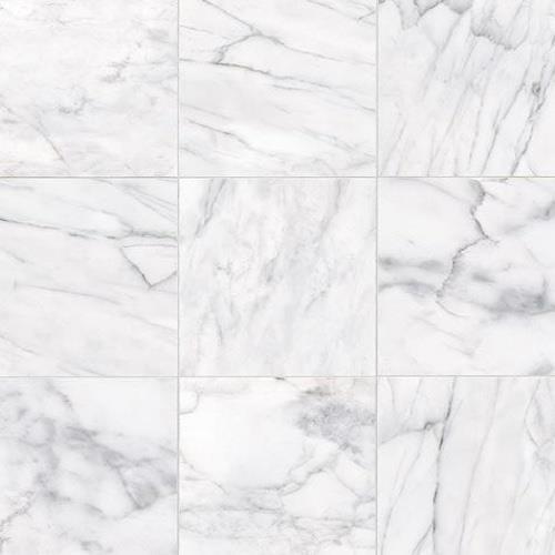 Carrara Marble - Mosaic