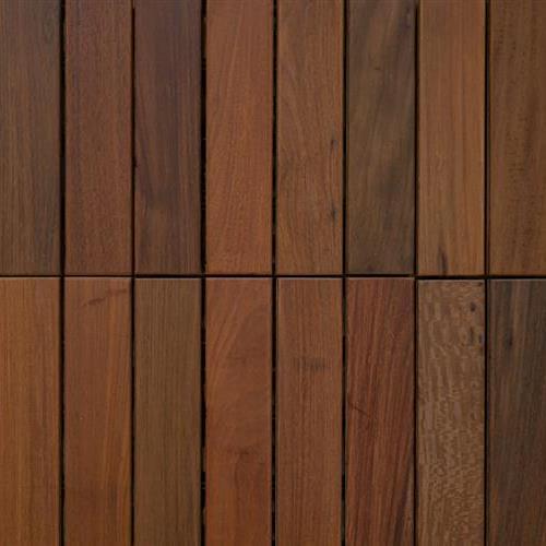 Real Wood Deck Tile Ipe