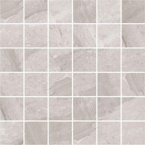 Light Grey - 2 X 2 Mosaic