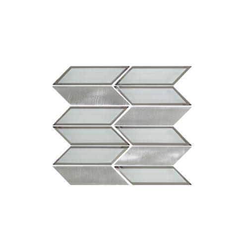 Bianco - 2 X 6 Mosaic