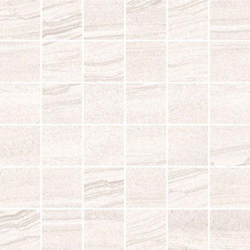 White - 2 X 2 Mosaic